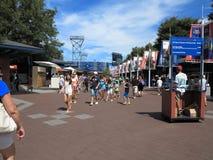U. S. Open Tennis Grounds Stock Photos