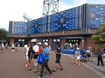 U. S. Open Tennis Grounds Stock Photos