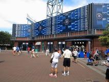U. S. Open Tennis Grounds Stock Image