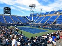 U. S. Open Tennis - Louis Armstrong Stadium Stock Photos