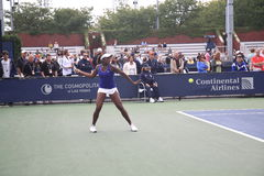 U.S. Open Tennis - Sloan Stephens Royalty Free Stock Photography