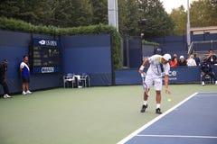 U. S. Open Tennis - Yasutaka Uchiyama Stock Images