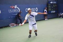 U. S. Open Tennis - Yasutaka Uchiyama Stock Image