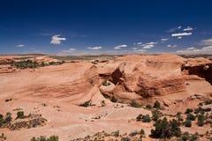U.S.A. - Parco nazionale dell'arco fotografie stock libere da diritti