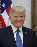 U S president arkivfoton