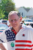 U.S. Rep. Michael N. Castle. (R- Del) represented Delaware's at-large congressional district since 1993. In the 2010 Republican primary, Castle lost his bid for Royalty Free Stock Photos