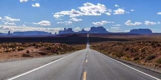 U S Route 163 Image libre de droits