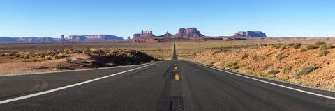U S Route 163 Photo libre de droits