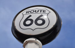 U.S. Route 66 Stock Image