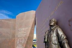 U S S Mémorial de San Diego (CL-53) Images libres de droits