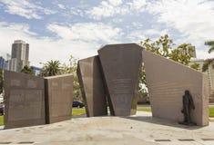 U S S Memoriale di San Diego (CL-53) Fotografia Stock