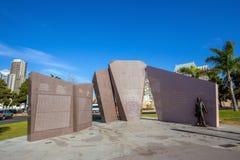 U S S Monumento de San Diego (CL-53) Fotos de archivo libres de regalías