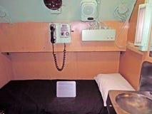 U S S Rosnador: Os quartos do oficial graduado Fotografia de Stock Royalty Free