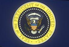 U S Selo presidencial Fotografia de Stock