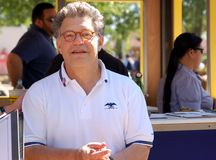 U.S. Senator Al Franken Royalty Free Stock Images