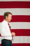 U S Senatora skraj Paul, Kentucky, mówi w Nashua, New Hampshire, usa, na Kwietniu 18, 2015 Zdjęcie Royalty Free