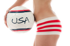 U.S.A Shorts Royalty Free Stock Image