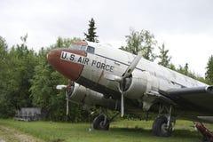 U S siły powietrzne Dc-3 Obrazy Stock