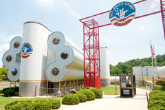 U.S. Space Camp Royalty Free Stock Images