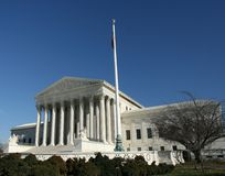 U.S. Supreme Court Stock Images