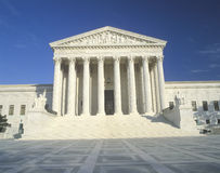U.S. Supreme Court Building. In Washington D.C Royalty Free Stock Photography
