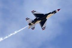 U.S. Thunderbirds de la fuerza aérea Imagen de archivo