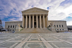 U.S. Tribunal Supremo Imagenes de archivo