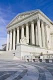 U.S. Tribunal Supremo Imagen de archivo libre de regalías