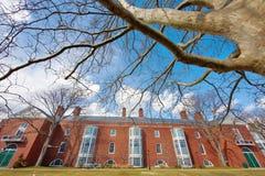 06 04 2011, U.S.A., università di Harvard, Aldrich Immagine Stock Libera da Diritti