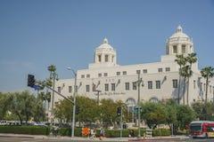 U S Urząd Pocztowy - Los Angeles Śmiertelnie aneks fotografia stock