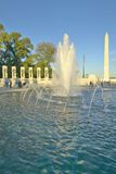 U.S. Weltkrieg-Denkmal Lizenzfreie Stockbilder