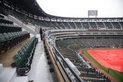 U.S. Zellulares Feld - Chicago White Sox Lizenzfreie Stockfotografie