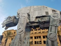 u. x27; Star Wars: Das letzte Jedi& x27; Weltpremiere Stockfotografie
