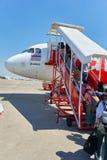 U-Tapao - aeroporto internacional de Pattaya Fotografia de Stock Royalty Free