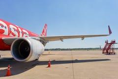 U-Tapao - aeroporto internacional de Pattaya Imagens de Stock