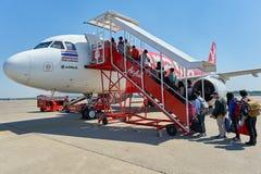 U-Tapao - Pattaya International Airport Stock Photos