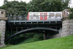 U train Stock Image