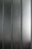 U-vormig glas Royalty-vrije Stock Foto