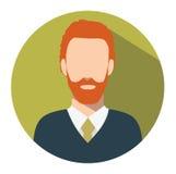 Użytkownik szyldowa ikona Osoba symbol Ludzki avatar Obrazy Stock