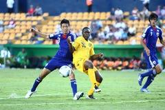 U17 JAM-JAP Fotografie Stock
