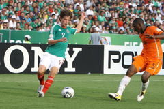U17 MEX-NED Royalty Free Stock Image