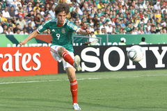 U17 MEX-NED Stock Photo
