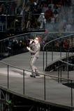 U2 γύρος 360° - ζήστε στο Τορίνο στοκ φωτογραφίες