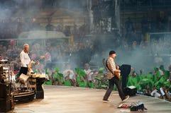 U2 360° Tour - Live at Turin Royalty Free Stock Photo