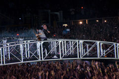 U2 360° Tour - Live at Turin Royalty Free Stock Images