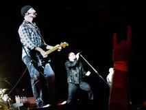 U2 360 γύρος Στοκ εικόνα με δικαίωμα ελεύθερης χρήσης