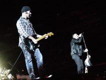 U2 360 γύρος Στοκ εικόνες με δικαίωμα ελεύθερης χρήσης