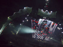 U2 360 Tour Royalty Free Stock Photos