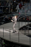 U2 360° Tour - Live at Turin Stock Photos