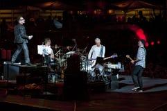 U2 360° Tour - Live at Turin Stock Image